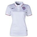 Estados Unidos 14/15 Jersey de Futbol Local Femenil