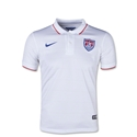 Estados Unidos 14/15 Jersey de Futbol Local Juvenil
