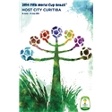 Curitiba 2014 FIFA World Cup Brazil(TM) Host City Poster