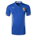 Italy 14/15 Authentic Home Soccer Jersey