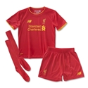 Liverpool 16/17 Little Boys Home Kit
