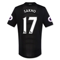 Liverpool 16/17 SAKHO Authentic Away Soccer Jersey