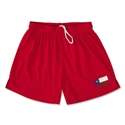 Chile Team Soccer Shorts (Red)