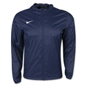 Nike Team Sideline Rain Jacket (Navy/White)