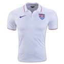 USA 14/15 American Outlaws Home Soccer Jersey