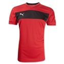 PUMA Powercat 3.12 Jersey (Red/Blk)
