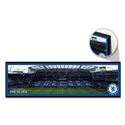 Chelsea Stadium 9x30 Wood Sign