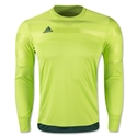 adidas Entry Goalkeeper Jersey (Neon Green)