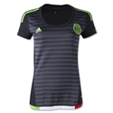 Mexico 2015 Women's Home Soccer Jersey