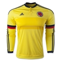 Colombia 2015 LS Home Soccer Jersey