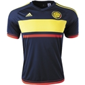 Colombia 2016 Away Soccer Jersey