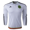 Mexico 2016 LS Away Soccer Jersey