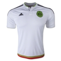 Mexico 2016 Away Soccer Jersey