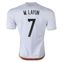 Mexico 2016 M. LAYUN Away Soccer Jersey