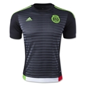 Mexico 2016 Third Soccer Jersey