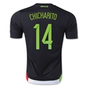 Mexico 2015 CHICHARITO Home Soccer Jersey