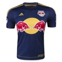 New York Red Bulls 2015 Authentic Away Soccer Jersey