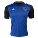 San Jose Earthquakes 2015 Jersey de Futbol Local