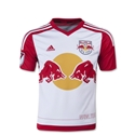 New York Red Bulls 2015 Youth Home Soccer Jersey