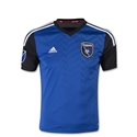 San Jose Earthquakes 2015 Jersey de Futbol Local Juvenil