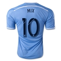 New York City FC 2015 MIX Jersey de Futbol Local