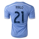 New York City FC 2015 PIRLO Home Soccer Jersey