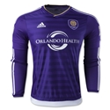 Orlando City 2015 Jersey de Futbol Local Autentico ML