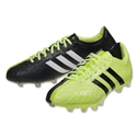 adidas 11Pro FG (Light Flash Yellow/Dark Grey)