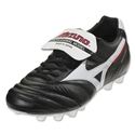 Mizuno Morelia II (MIJ) (Black/White/Red)