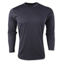 Long Sleeve Training Top (Black)