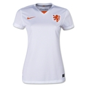 Netherlands 2015 Women's Away Soccer Jersey