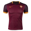 AS Roma 15/16 Authentic Home Soccer Jersey