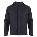 WorldSoccerShop.com Performance Rain Jacket (Black)