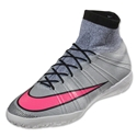 Nike Mercurial Superfly X IC (Wolf Gray/Hyper Pink)