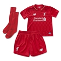 Liverpool 15/16 Uniforme de Futbol Local Juvenil