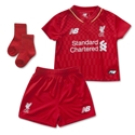 Liverpool 15/16 Uniforme de Futbol Local Infantil
