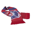 Chicago Fire Jacquard Scarf