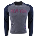 New York Red Bulls LS Crew T-Shirt