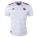 Canada 2015 Away Soccer Jersey