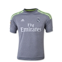 Real Madrid 15/16 Youth Away Soccer Jersey