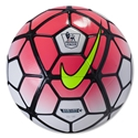 Nike Strike EPL Ball (White/Bright Crimson/Volt/Black)