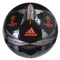adidas Finale 15 Capitano Ball (Black/Solar Orange)