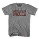 Objectivo United States Soccer Nation T-Shirt (Gray)