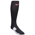 Nike Elite Match Fit Soccer OTC Sock (Blk/Grey)