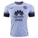 Club America 15/16 Authentic Third Soccer Jersey