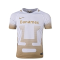 UNAM Pumas 15/16 Youth Away Soccer Jersey