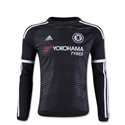 Chelsea 15/16 LS Youth Third Soccer Jersey