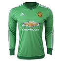 Manchester United 15/16 LS Home Goalkeeper Jersey