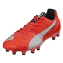 PUMA evoSPEED 1.4 FG (Lava Blast/White/Total Eclipse)