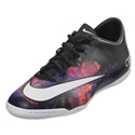 Nike Mercurial Victory V CR IC (Black/White/Total Crimson)